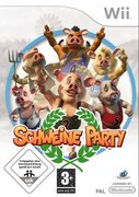 Cover zu Schweine Party - Wii