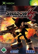 Cover zu Shadow the Hedgehog - Xbox