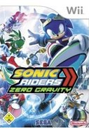 Cover zu Sonic Riders: Zero Gravity - Wii
