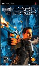Cover zu Syphon Filter: Dark Mirror - PSP