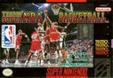 Cover zu Tecmo Super NBA Basketball - SNES