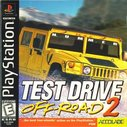 Cover zu Test Drive: Off-Road 2 - PlayStation