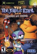 Cover zu ToeJam & Earl 3: Mission to Earth - Xbox