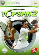 Cover zu Top Spin 2 - Xbox 360