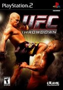 Cover zu UFC Throwdown - PlayStation 2