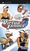 Cover zu Virtua Tennis 3 - PSP