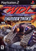 Cover zu World Destruction League: Thunder Tanks - PlayStation 2