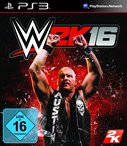 Cover zu WWE 2K16 - PlayStation 3