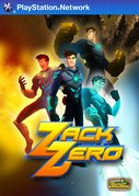Cover zu Zack Zero - PlayStation Network