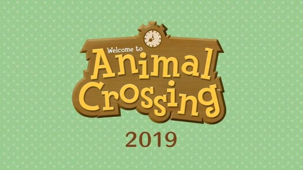 Animal Crossing für Nintendo Switch kommt 2019.