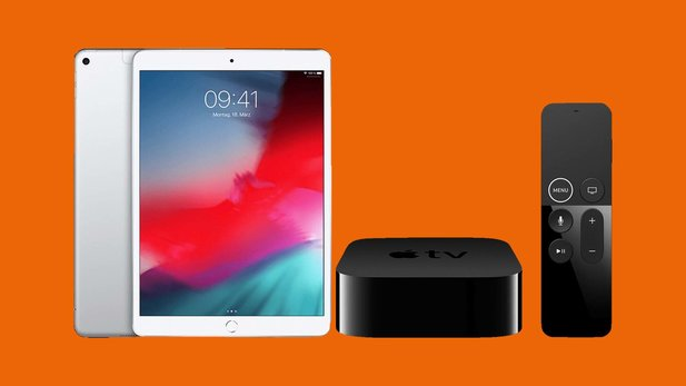Apple iPad Air + Apple TV 4K kaufen