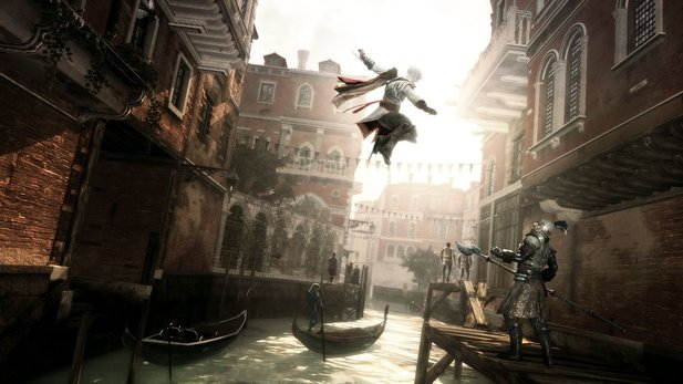 Assassin's Creed 2 - Comic Con-Trailer