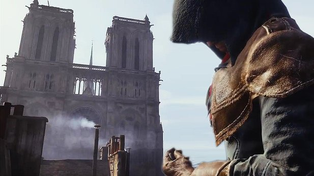 Debüt-Trailer von Assassin's Creed: Unity