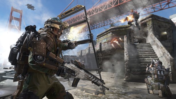 Zum Launch wird der Shooter Call of Duty: Advanced Warfare insgesamt 13 Multiplayer-Modi bieten.