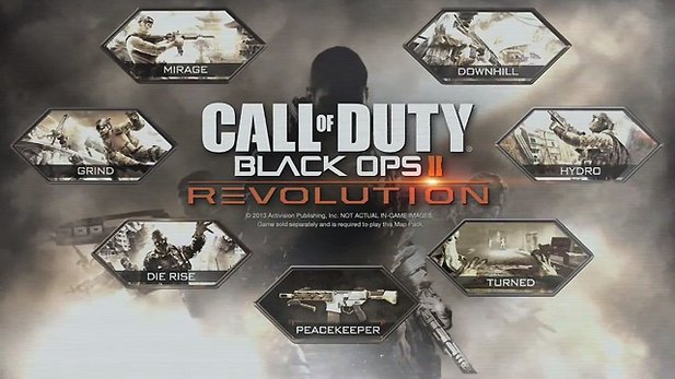 Revolution-Trailer von Call of Duty: Black Ops 2