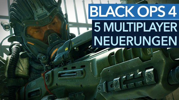 Call of Duty: Black Ops 4 - 5 wichtige Neuerungen im Multiplayer
