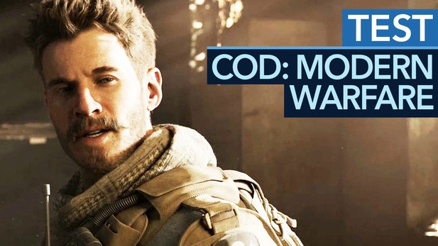 Call of Duty: Modern Warfare - Test-Video zu Solo-Kampagne und Multiplayer