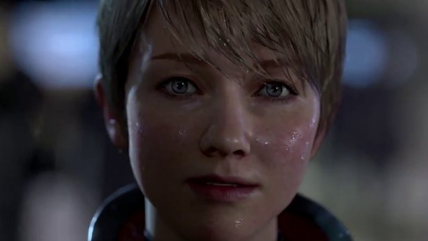 Detroit Become Human - Ankündigungs-Trailer des neuen David-Cage-Spiels