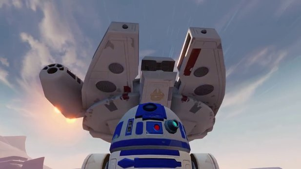 Disney Infinity 3.0 - Gameplay-Trailer aus dem Star-Wars-Set