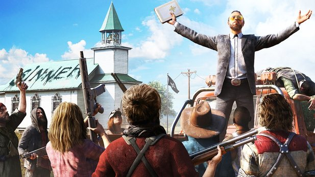 Far Cry 5 in der Preview.