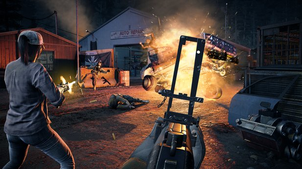 Far Cry 5 - Koop-Trailer zeigt erweitertes Multiplayer-Chaos & traute Zweisamkeit