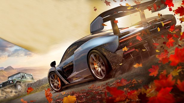 Forza Horizon 4 - E3-Trailer zeigt Shared World-Rennspiel mit Release-Termin