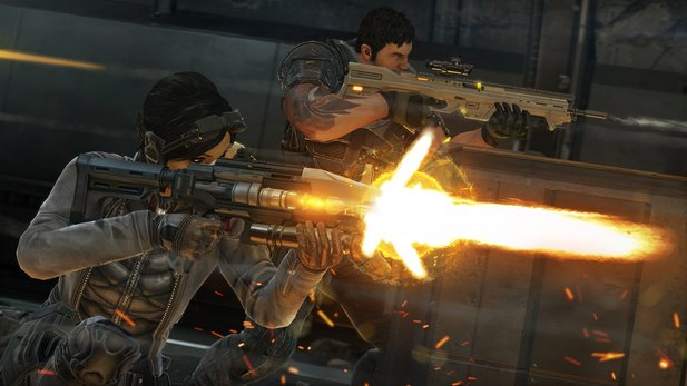 Fuse soll sowohl Single- als auch Multiplayer-Fans ansprechen.
