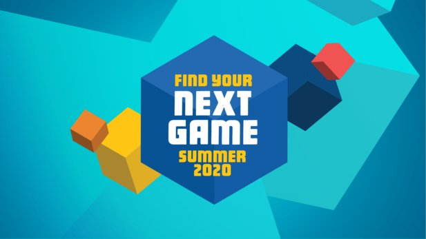 Find Your Next Game