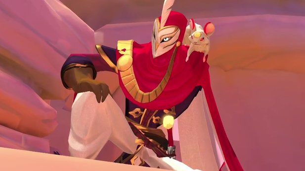 Gigantic - Gameplay-Trailer zum 5vs5-Actionspiel