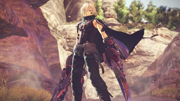God Eater 3 - Gameplay-Trailer enthüllt Sequel zur kultigen Action-RPG-Reihe