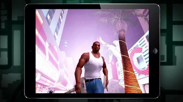 GTA: San Andreas - Launch-Trailer der Mobile-Version