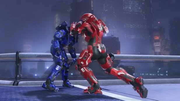 Halo 5: Guardians - Trailer zum Gratis-DLC »Battle of Shadow and Light«