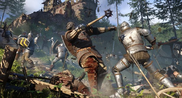 Kingdom Come: Deliverance Version 1.04 soll einige Questbugs beheben.