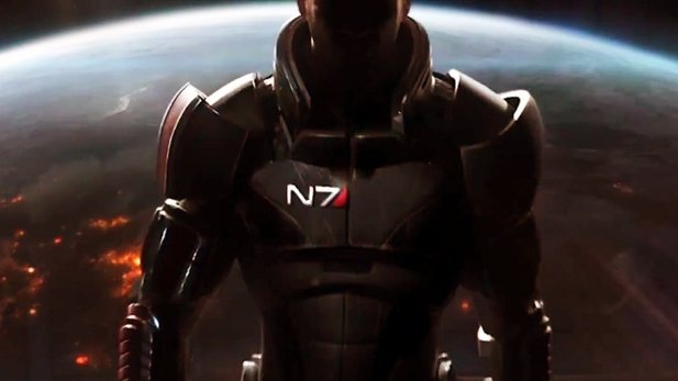 Trilogie-Video von Mass Effect