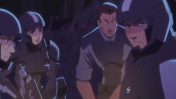 Mass Effect: Paragon Lost - 9-Minuten-Preview aus dem Animationsfilm