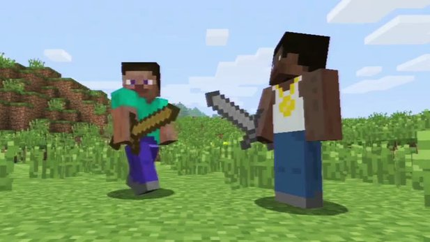 Minecraft - Gameplay-Trailer zur »PlayStation 3 Edition«