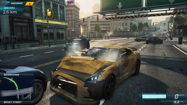 Der DLC »Ultimate Speed Pack« für Need for Speed: Most Wanted steht vor dem Release.