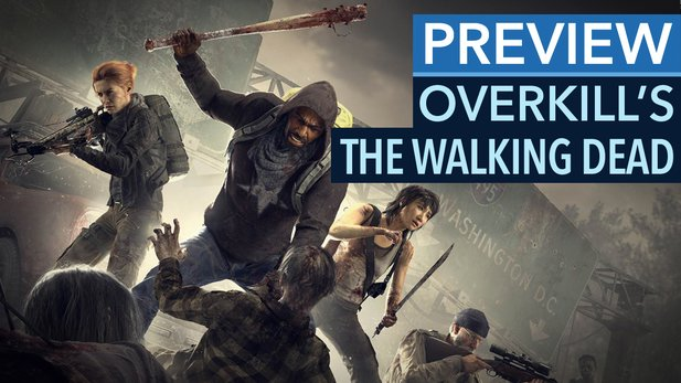 Overkill's The Walking Dead - Vorschau-Video zur Left 4 Dead-Alternative