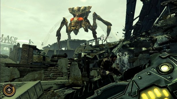 Test-Video von Resistance 3
