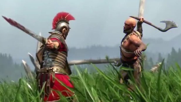 Ryse: Son of Rome - Gameplay-Trailer: Die Execution-Moves #1