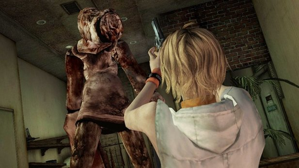 Silent Hill HD Collection - Test-Video