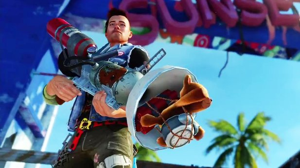 Sunset Overdrive - Abgedrehter Launch-Trailer zum Actionspiel