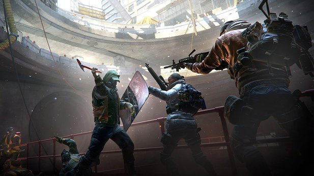 The Division hat mit Matthew Higby einen neuen Game-Director.