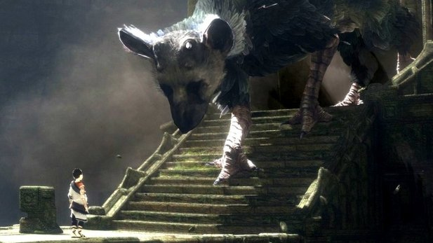 The Last Guardian - TGS-Trailer von 2010