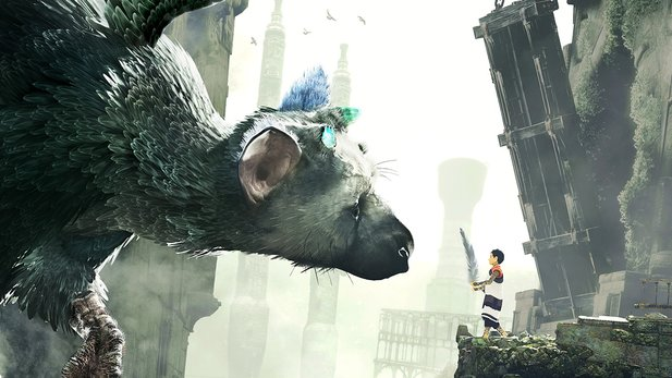 The Last Guardian - Vorschau-Video zum PS4-Action-Adventure