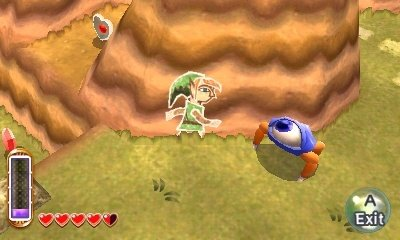 The Legend of Zelda: A Link Between Worlds erscheint im November 2013.