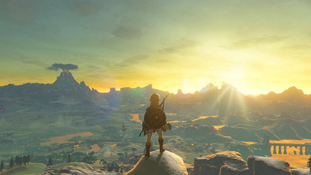 The Legend of Zelda: Breath of the Wild ist ein absolutes Must-Have für die Nintendo Switch.