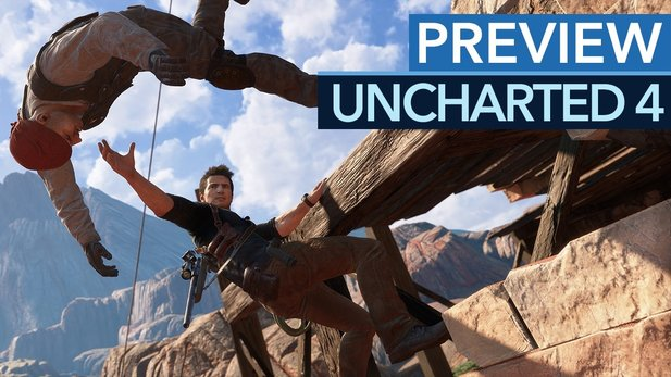 Uncharted 4 angespielt - Jeep-Safari im PS4-Blockbuster