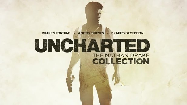 Uncharted: The Nathan Drake Collection - Ankündigungs-Teaser zum Action-Adventure