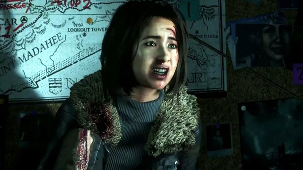 gamescom-Trailer von Until Dawn